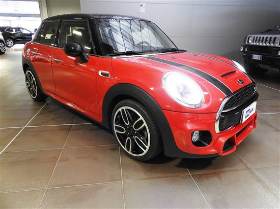 MINI 2.0 SD XL JCW