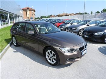 BMW XDRIVE TOURING BUSINESS