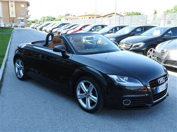 AUDI 1.8 TFSI ROADSTER ADVANCED