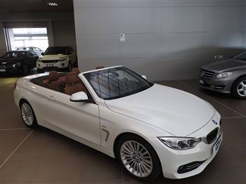 BMW 2.0 D CABRIO LUXURY CV184