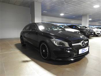 MERCEDES 200 CDI 4MATIC SHOTING BREAK DARK NIGHT