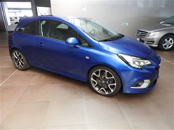 OPEL 1.6 TURBO COUPE' OPC